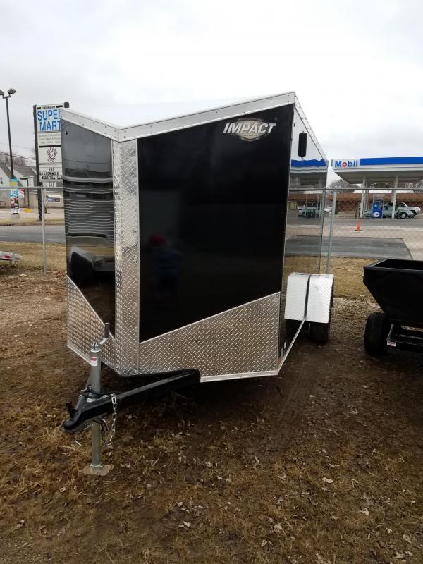 2019 Impact Trailers CLASSIC SERIES 6X12 Enclosed Cargo Trailer