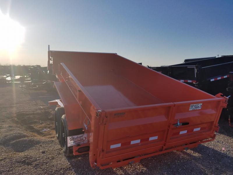 2018 Midsota HV-14 Dump Trailer