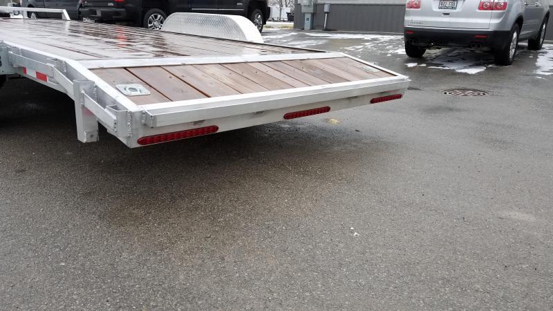2018 Quality Steel 83x20 Al 10k