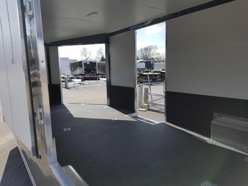 2019 Stealth 8.5x29 LOW PRO PREDATOR Enclosed Trailer