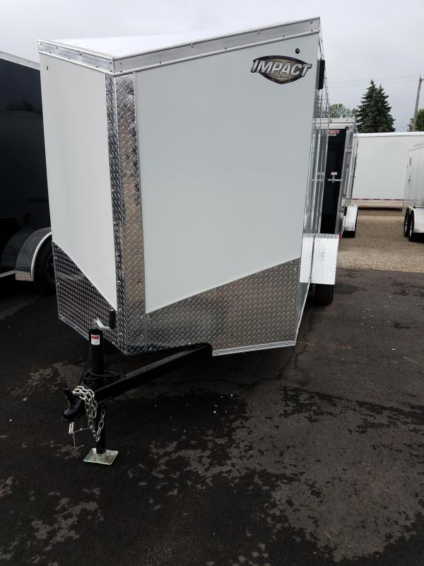 2019 Impact Trailers Classic Series 6x12