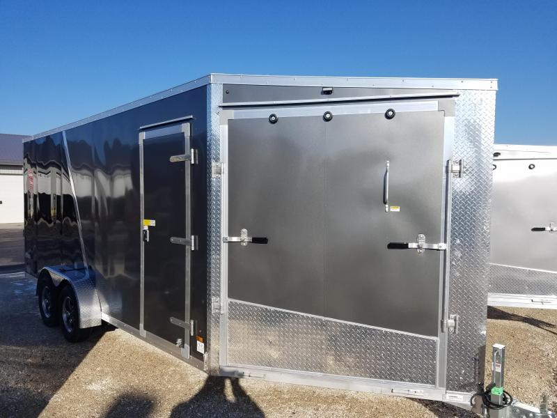 2018 Forest River Inc. GLACIER SERIES 7X23 Enclosed Cargo Trailer