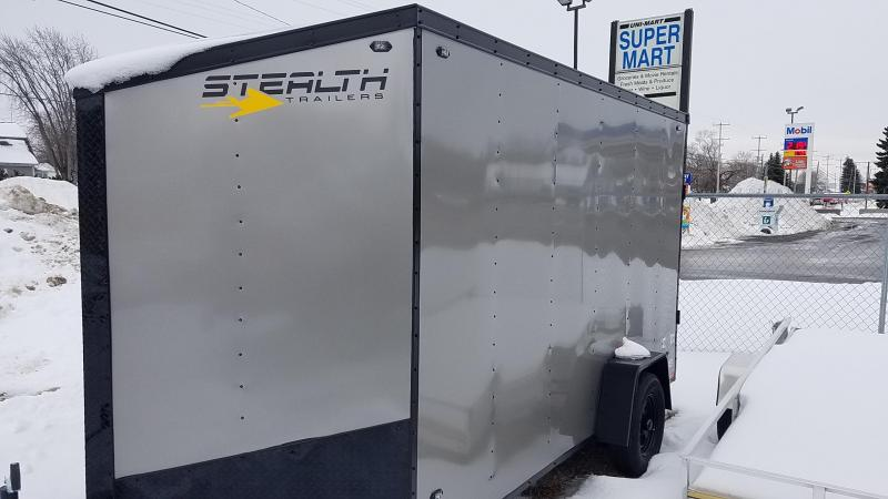 2019 Stealth Classic Series 7x12
