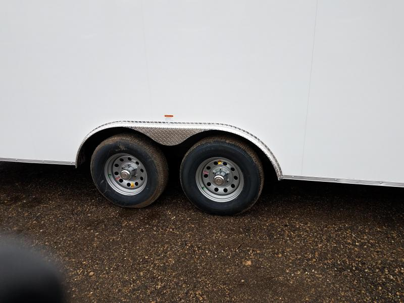 2019 Discovery Trailers RACERS CHOICE 8.5X26 Enclosed Cargo Trailer