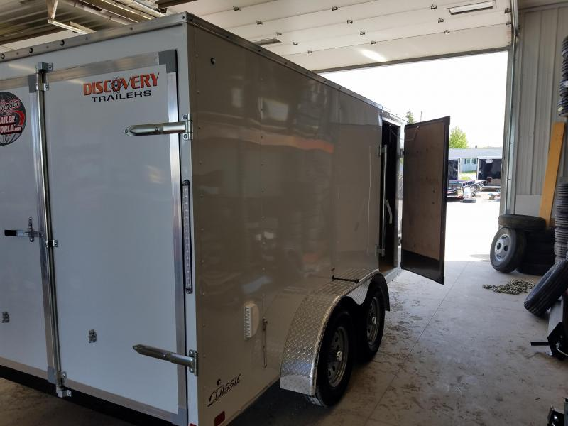 2019 Discovery Classic Series 7x14