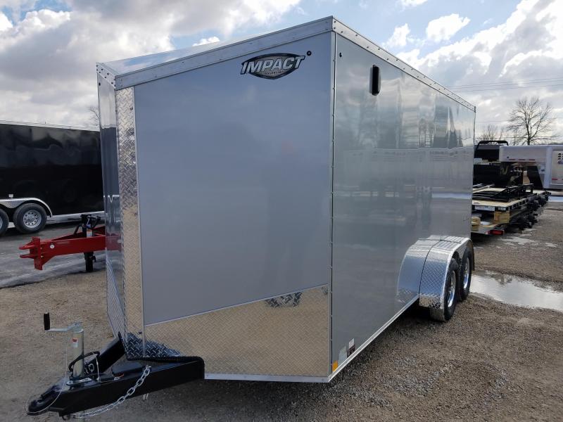 2019 Impact Trailers CLASSIC SERIES 7X16 Enclosed Cargo Trailer