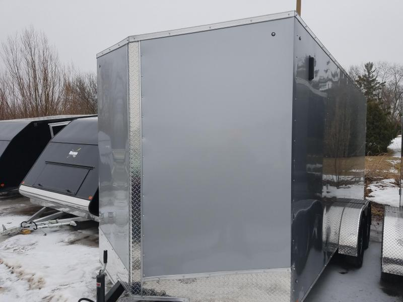 2019 Discovery Trailers CLASSIC SERIES 7X14 Enclosed Cargo Trailer