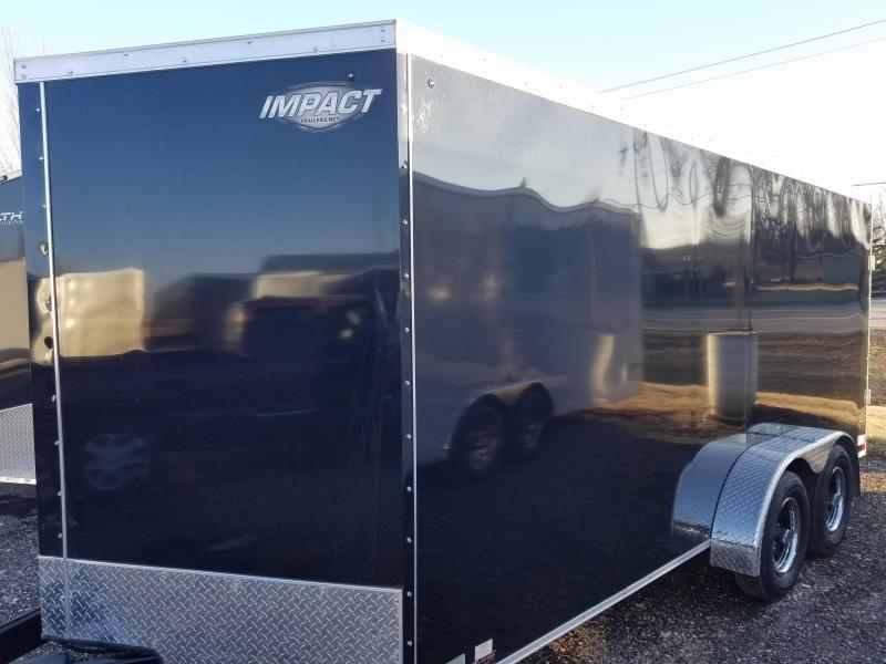 2019 IMPACT CLASSIC SERIES 7X16 Enclosed Cargo Trailer
