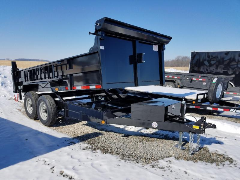 2018 Quality Steel and Aluminum 8314D 14K Dump Trailer