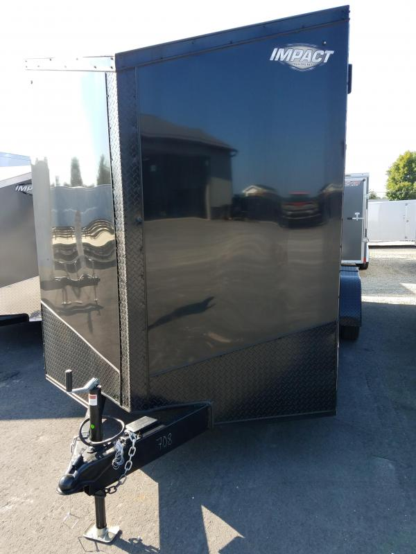 2019 Impact Trailers Elite Series 7x18