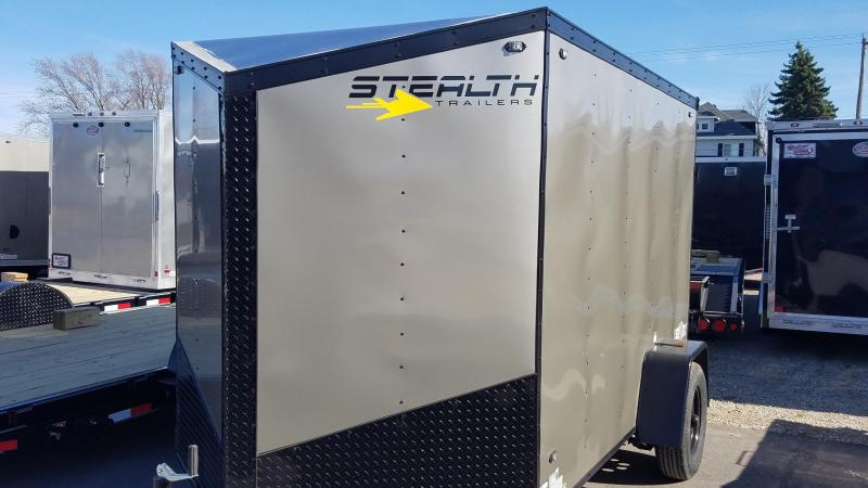 2020 Stealth Classic Series 6x10
