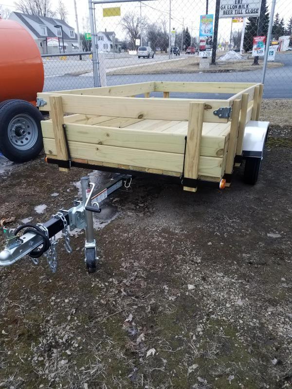 2018 Rugged Terrain SUT RT6020-8 Utility Trailer