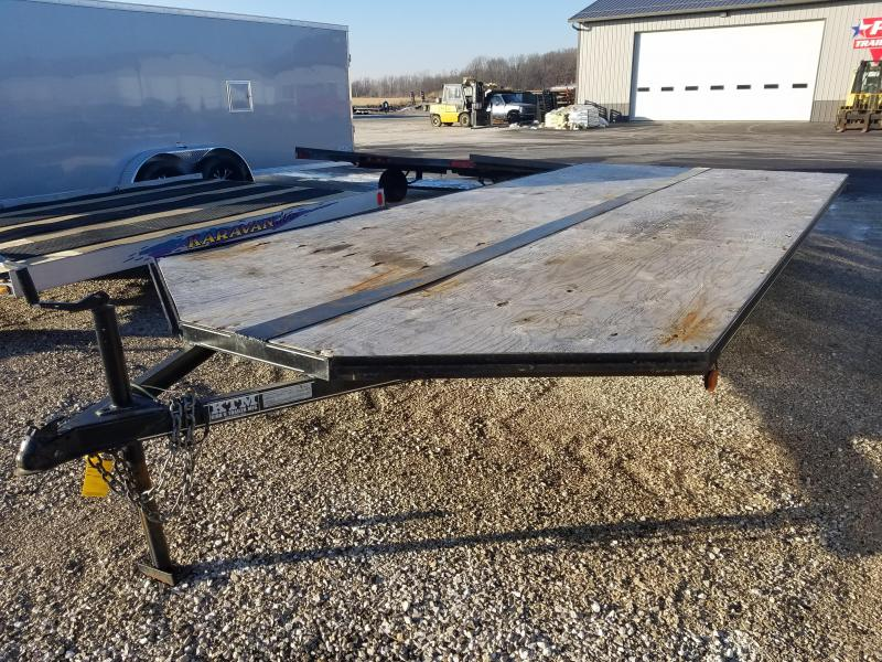 2015 Kirks Snowmobile Trailer