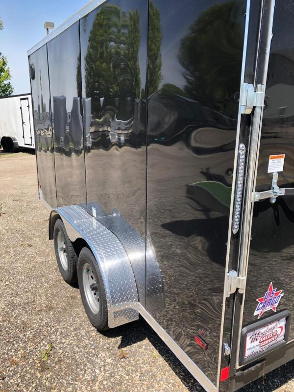 2020 Us Cargo 7x14 Enclosed