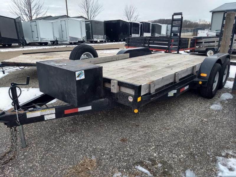 2013 Liberty Skid Loader Trailer