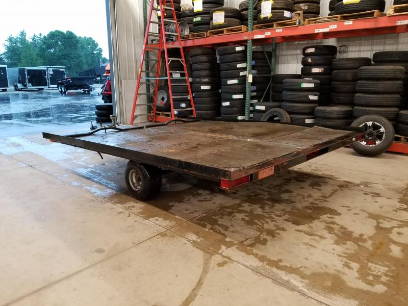 1998 Chilton Do Snow Trailer