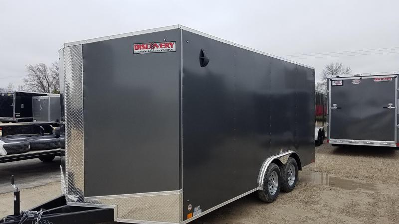 2020 Discovery Classic Series 8.5x16