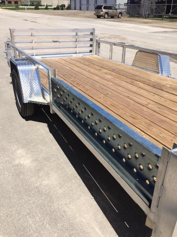 2019 Quality Steel 8014aldx3.5sa
