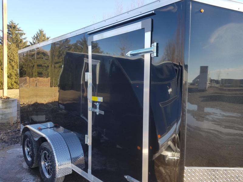 2019 Forest River Inc. SUPERLITE SERIES 7X14 Enclosed Cargo Trailer