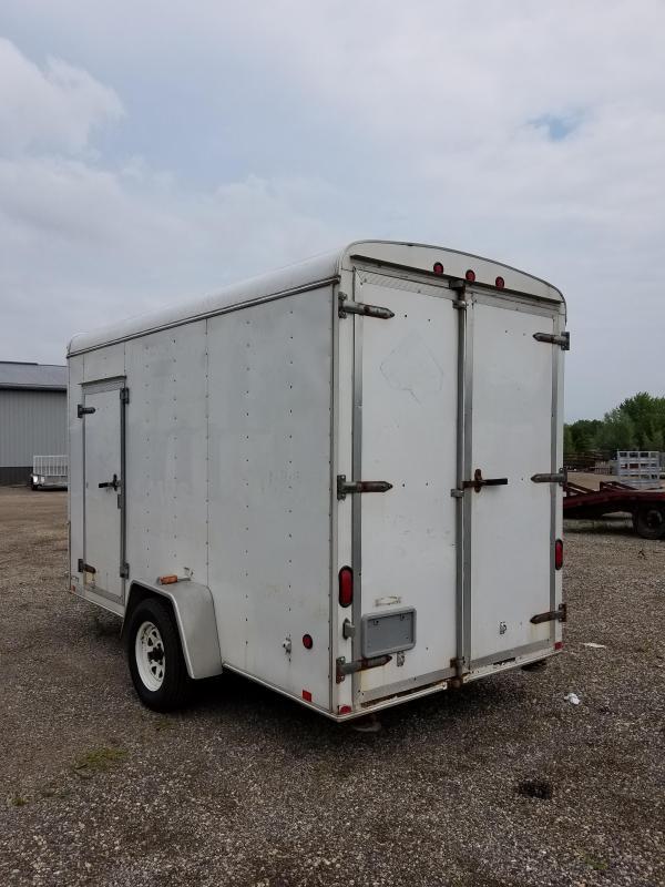 1995 Used 6x12 Enclosed
