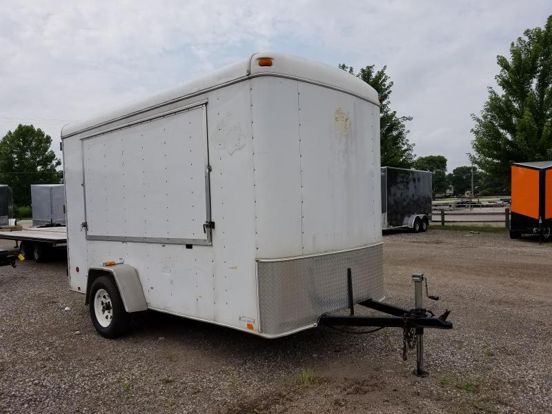 1995 Used 6x12 Enclosed