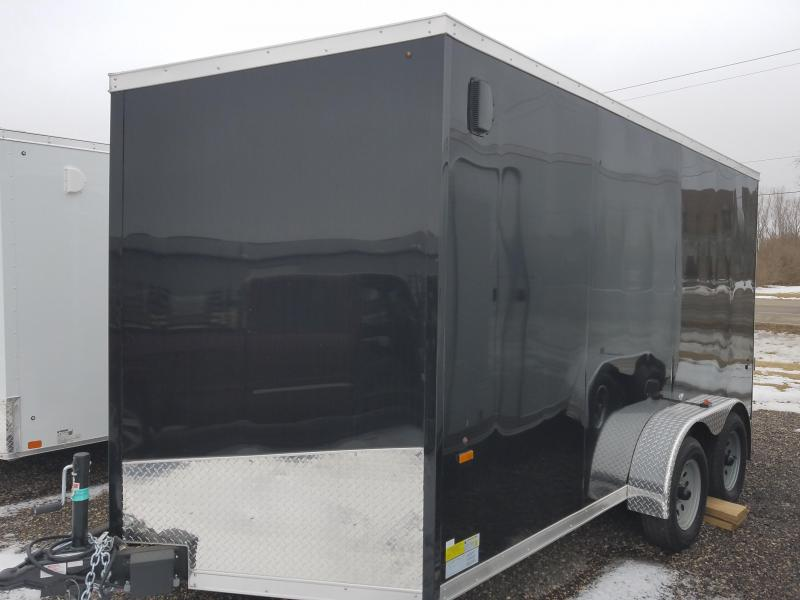 2018 Forest River Inc. CLASSIC 7X14 Enclosed Cargo Trailer