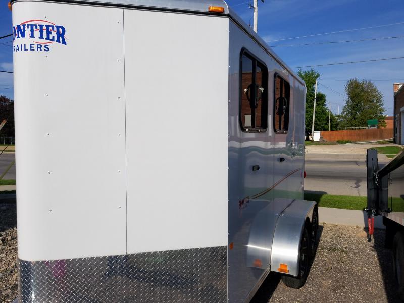 2016 Frontier Strider2horse