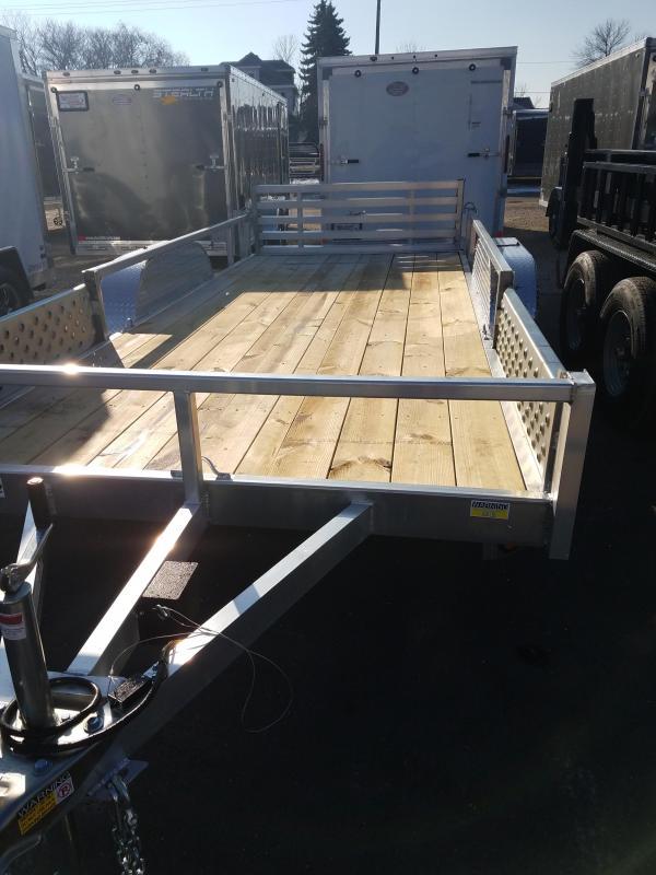 2019 Quality Steel 8016aldx 7k