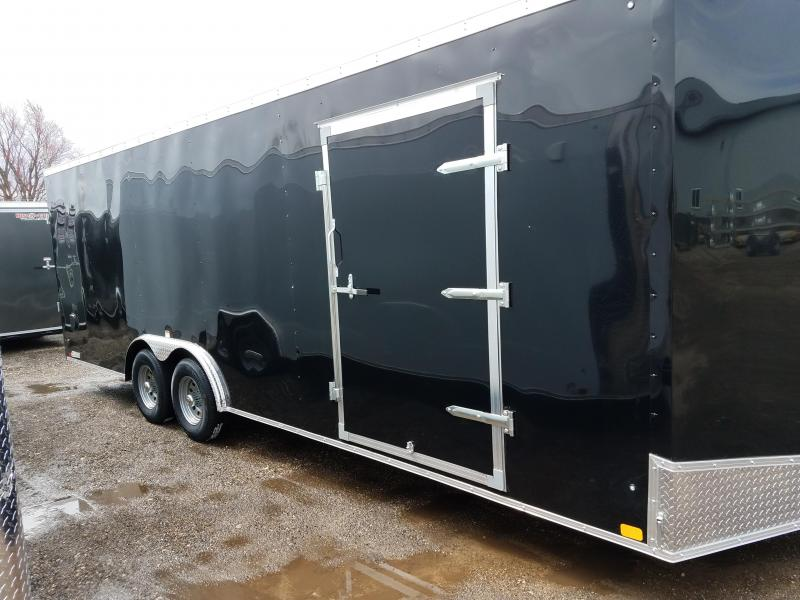 2019 Discovery Trailers CLASSIC SERIES 8.5X24 Enclosed Cargo Trailer