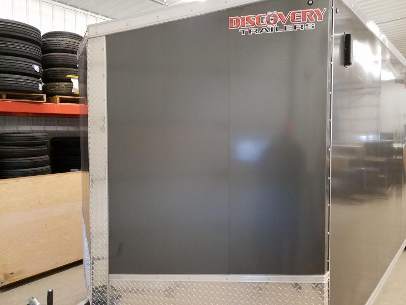 2019 Discovery Trailers RACERS CHOICE SERIES 8.5X24 Enclosed Cargo Trailer
