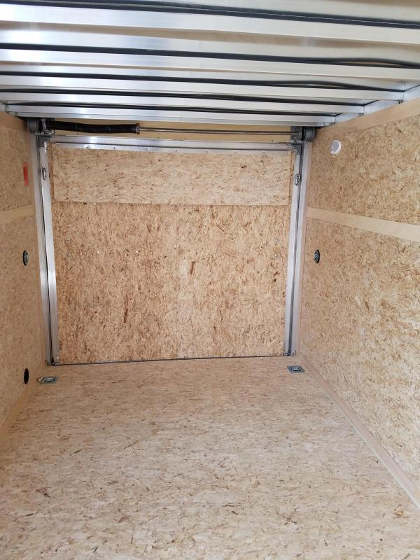 2019 Forest River Inc. SUPERLITE SERIES 7X14 Enclosed Cargo Trailer