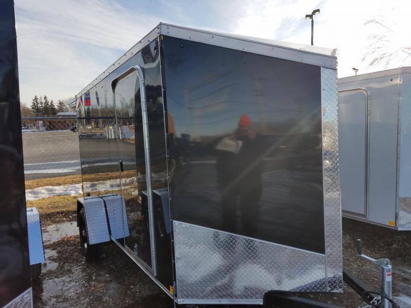 2019 IMPACT ELITE SERIES 6X12 Enclosed Cargo Trailer