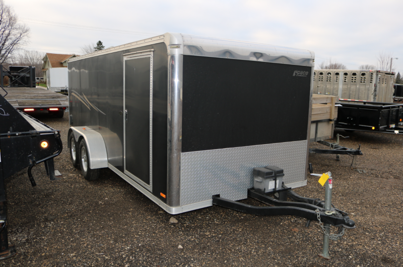 2008 Pace American 7x16 Enclosed Trailer
