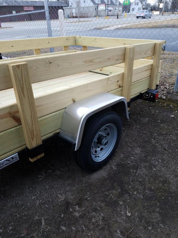2018 Rugged Terrain SUT RT6020-8 Utility Trailer