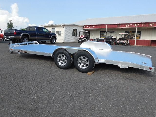 2016 Aluma 8220HB Utility Trailer in Ashburn, VA