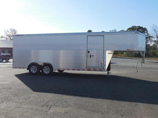 2017 Sundowner Trailers GN 28ft Enclosed Cargo Trailer