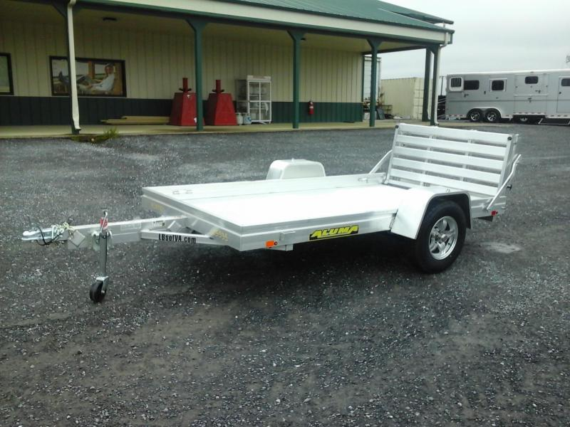 2019 Aluma BP 6310H BT Utility Trailer