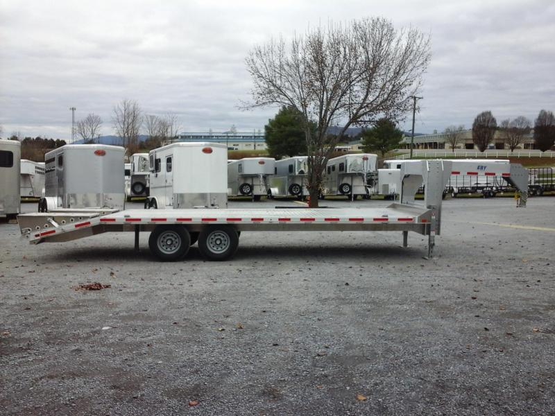 2019 EBY 102x24 Deckover Equipment Trailer