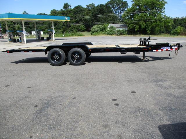 2018 Load Trail BP 83 x 20 Tilt Deck Equipment Trailer