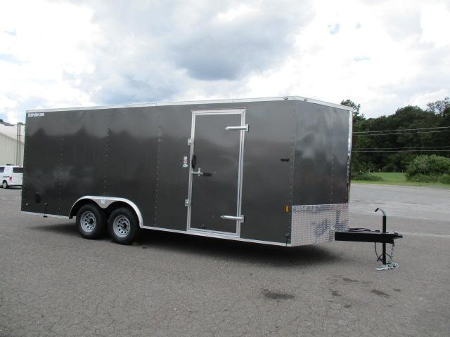 2019 Continental Cargo 8.5 x 20 Enclosed Cargo Trailer in North Wilkesboro, NC