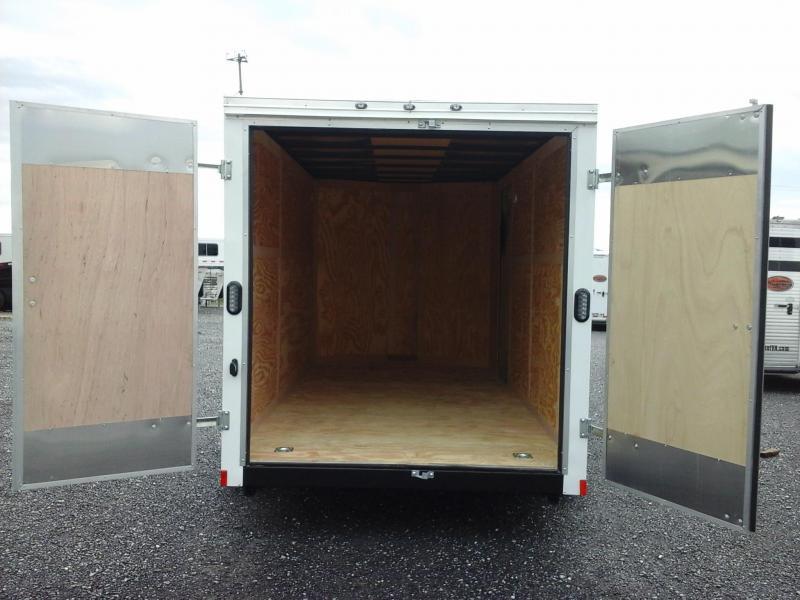 2019 Continental Cargo 7x14 TA Enclosed Cargo Trailer