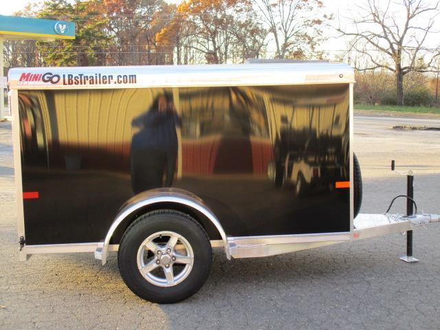 2019 Sundowner Trailers Mini Go 5 x 8 Enclosed Cargo Trailer