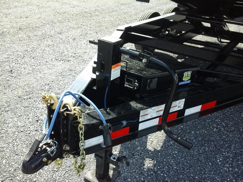 2018 Load Trail 83x14 Taden Axle Dump Trailer