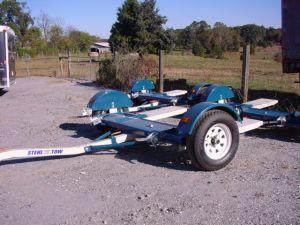 2011 Stehl Tow Dolly Without Brakes