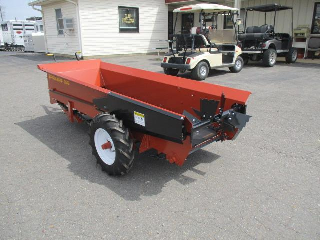 2019 Pequea 35G Manure Spreader Farm / Ranch