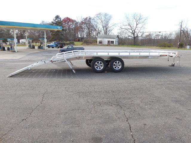 2016 Aluma 1020H Utility Trailer in Ashburn, VA