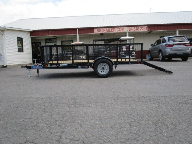 2018 Load Trail BP 77 x 12 Landscape Utility Trailer
