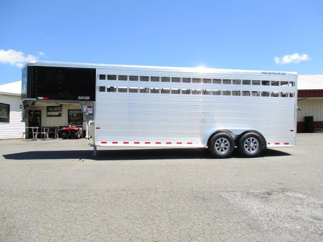2019 Sundowner Trailers GN 20 Rancher Livestock Trailer