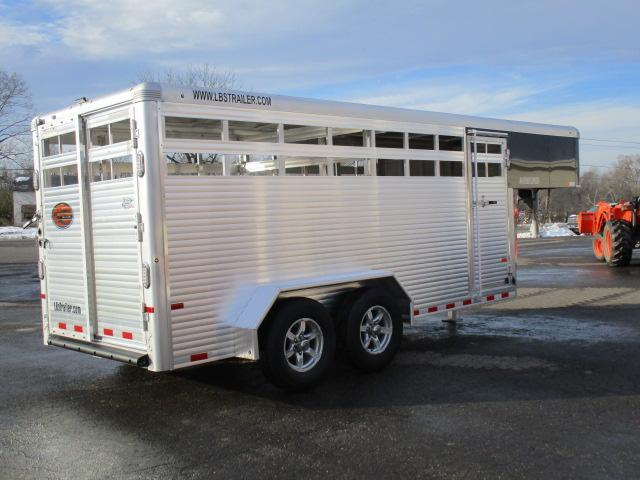 2019 Sundowner Trailers 16 Rancher XP Livestock Trailer