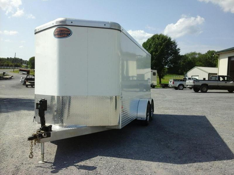 2016 Sundowner Trailers 18ft Cargo Trailer Enclosed Cargo Trailer